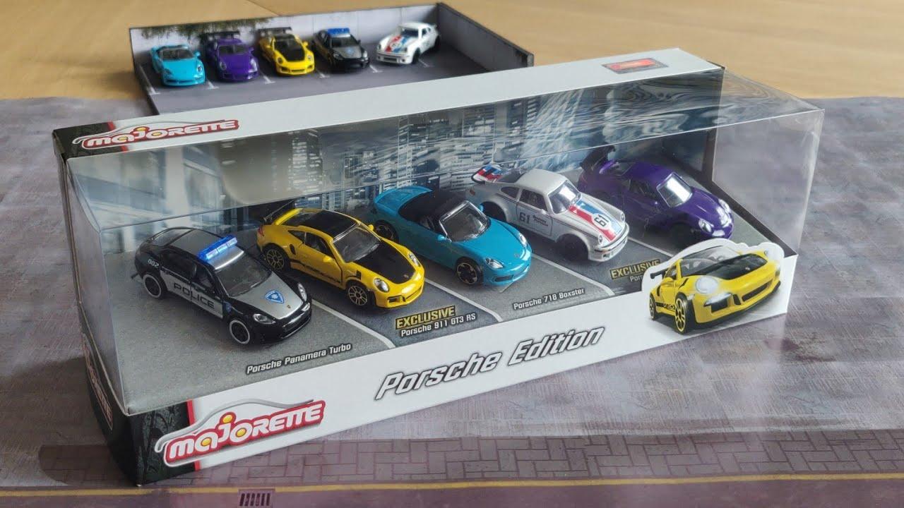New 2020 Majorette Porsche Edition gift pack‼️Available in the Majorette Webshop 🤩