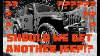 Should We Get A 2 Door 2018 Jeep Wrangler JL Rubicon?!