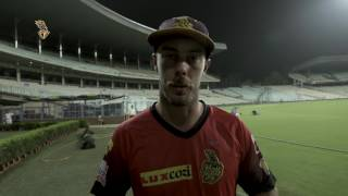 Chris Lynn's practice session for IPL | Inside KKR | VIVO IPL 2017