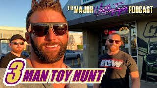 3 Man Toy Hunt!