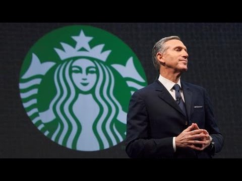 Howard Schultz to Step Down as Starbucks CEO