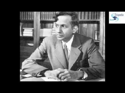 Subrahmanyan Chandrasekhar / One Of The Greatest Scientist Of 20'th Century.