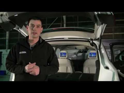 audi q5 8r rear seat entertainment system demonstration. Black Bedroom Furniture Sets. Home Design Ideas