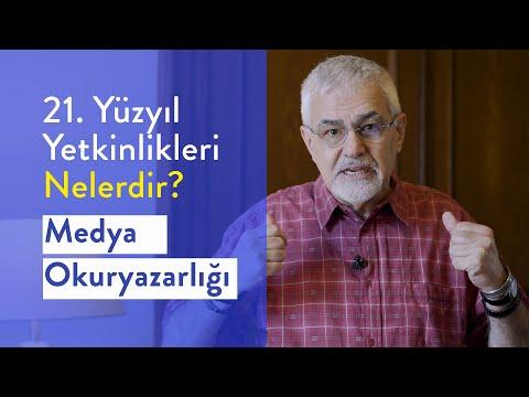 Prof. Dr. Erhan Erkut / 21. Yüzyıl Yetkinlikleri -  Medya Okuryazarlığı