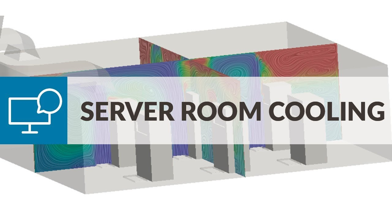 Validating Air Conditioning Design For Server Room Cooling With CFD Part 44