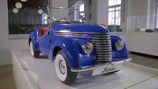 Iz muzeja  ŠKODA: razvoj elektromobilnosti