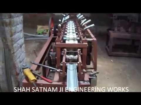 Roll Forming - Rolling shutter machine (3 profiles making machine) NEW DELHI INDIA