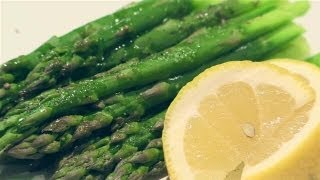 How To Steam Asparagus