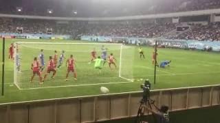 Узбекистан 1-0 Сирия. 3-ий отборочный раунд