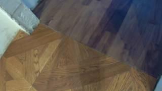 видео Щитовой паркет