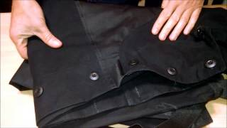 "Обзор костюма ""Горка-3"" ДАРС (черная). Overview suit ""Gorka-3"" DARS (Black)"