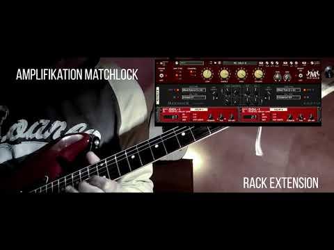 Amplifikation Matchlock Rack Extension Demo Video
