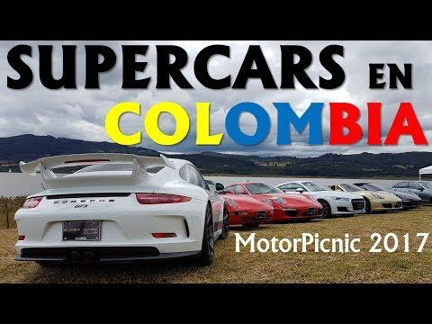 Los Mejores Autos de Colombia - MotorPicnic 2017