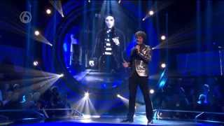 Elvis door Bouke | Finale