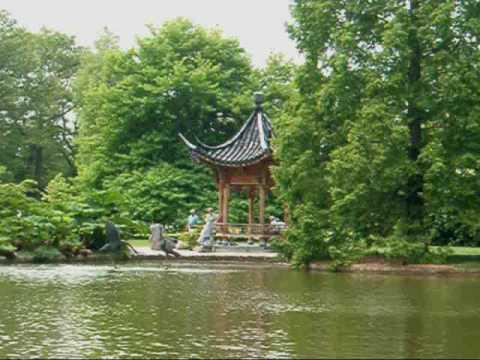 Wisley gardens in June