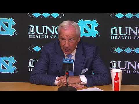 UNC Men's Basketball: Roy Williams Post Wake Forest Press Conference