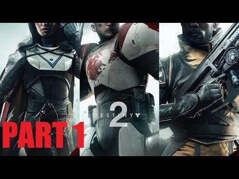 PHENOMENAL! Destiny 2 - Part 1