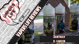 Ashtray e-liquid | www.ashtray-liquid.ru | Vaper's Life reviews