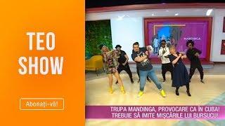 Teo Show (29.03.2019) - Trupa Mandinga, despre tentatie si flirt! Provocare muzicala!