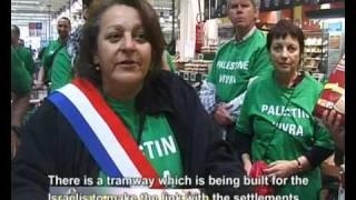 Boycott Israel Action (English subtitled)