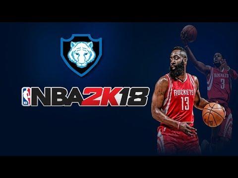 NBA 2K18 | Houston Rockets Gameplay (FEAR THE BEARD) | Twitter @BeletiYT | TWITCH @Beleti