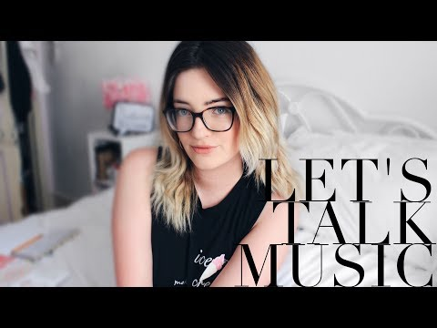 ♫ Lets Talk About Music! ♫ MUSIC TAG ♫