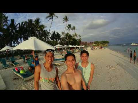 BEHIND THE SCENES PANGLAO BOHOL JANUARY 2016