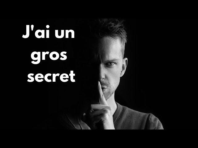 J'ai un gros secret - [Mixage en Home Studio]