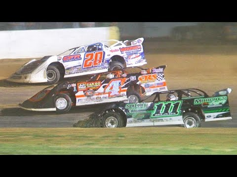 The Super Late Model Feature at Stateline Speedway (Busti, NY) on Saturday, August 3rd, 2019! Results: 1) Max Blair 2) Doug Eck 3) David Scott 4) Ryan Scott ... - dirt track racing video image
