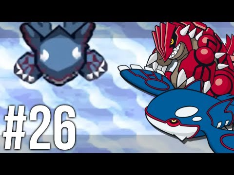 Pokemon Emerald - Part 26: Groudon and Kyogre!