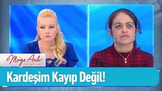 Kardeşim Özlem ile görüşmek istemiyor! - Müge Anlı ile Tatlı Sert 29 Kasım 2019