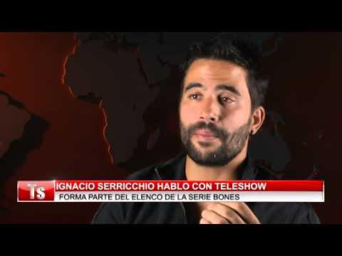 Entrevista a Ignacio Serricchio