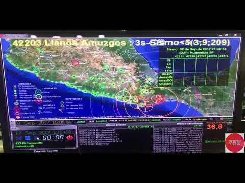 WARNING!!! Major Earthquakes Detected all along West Coast Mexico & USA