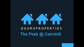 the peak at cairnhill freehold property near orchard and river valley