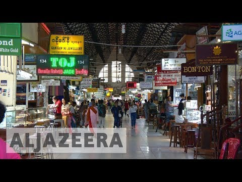 Rohingya crisis impacts Myanmar's economy