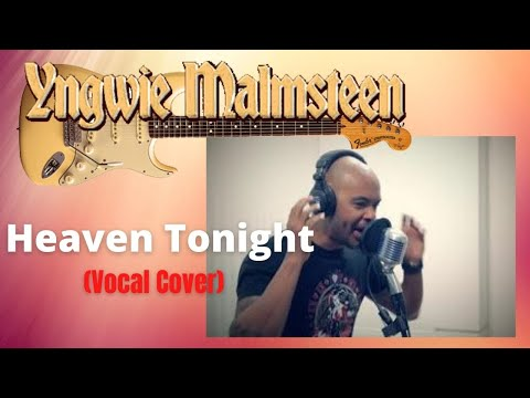 Yngwie Malmsteen  Heaven Tonight Vocal  : Rildevar Silva