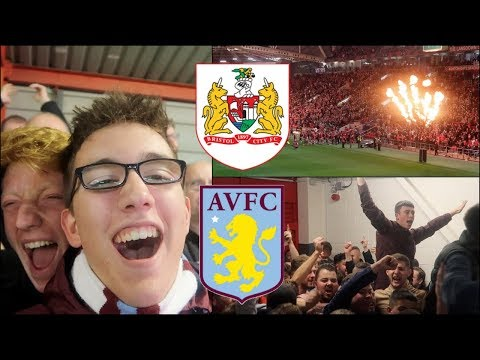 BRISTOL CITY 1-1 ASTON VILLA | 28/9/18 | THERE OR THEREABOUTS