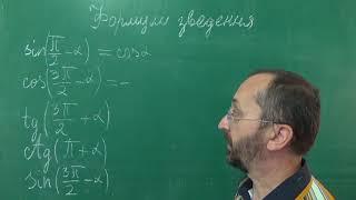 Тема 5 Урок 4 Тренувальна робота 1 Застосування правила зведення Прості випадки - Алгебра 10 клас