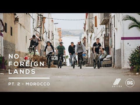 United - No Foreign Lands: Pt.2 Morocco