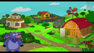 Jeux educatif pour Enfants - Dora l'exploratrice en Francais | La Ferme avec Dora Exploratrice
