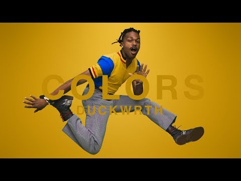 DUCKWRTH - THROWYOASSOUT | A COLORS SHOW
