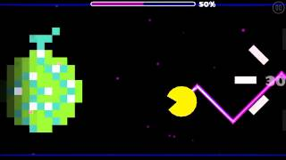Geometry Dash- Pacmaze (5 Star) All User Coins By- Fleb