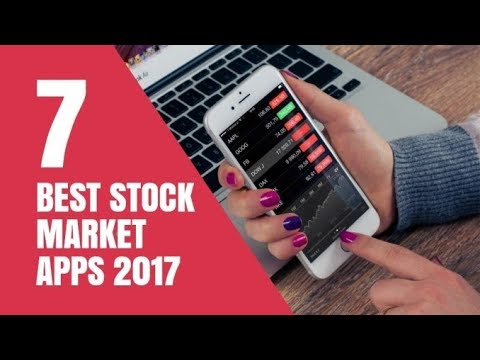 7 Best Stock Market Apps That Makes Stock Research 10x Easier.