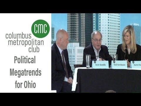The Columbus Metropolitan Club, May 2, 2018