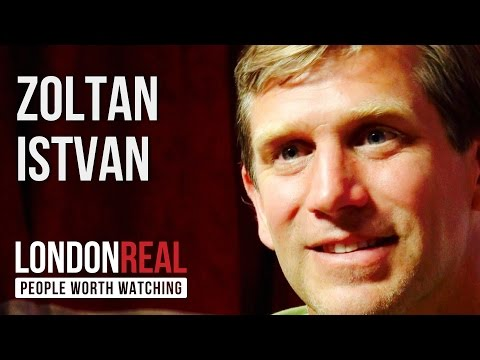 Zoltan Istvan - Transhumanist - TRAILER | London Real