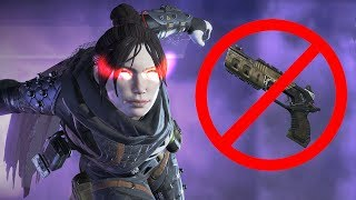 Winning with NO WEAPONS in Apex Legends