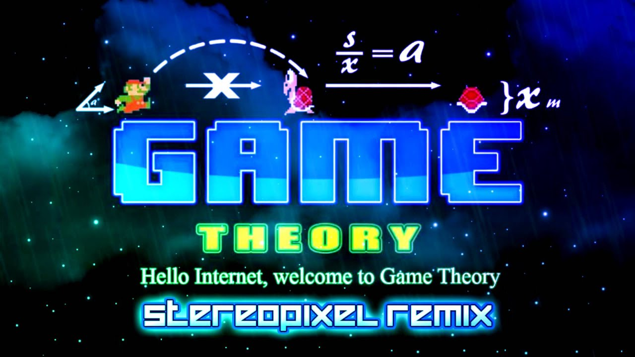 the game theory Game theory explores the possible outcomes of a situation in which two or more competing parties look for the course of action that best benefits them no variables are left to chance, so each possible outcome is derived from the combinations of simultaneous actions by each party.