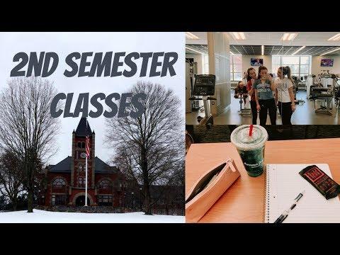 VLOG: starting the new semester at UNH