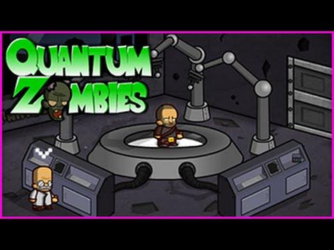 Quantum Zombies Walkthrough
