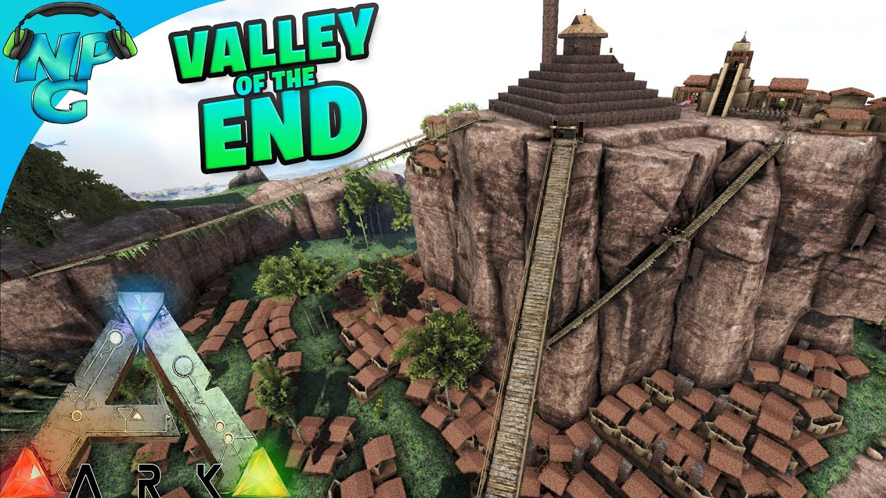 Download Final Raid for Total Control of ARK - Assault on the Valley of the END! ARK Survival Evolved